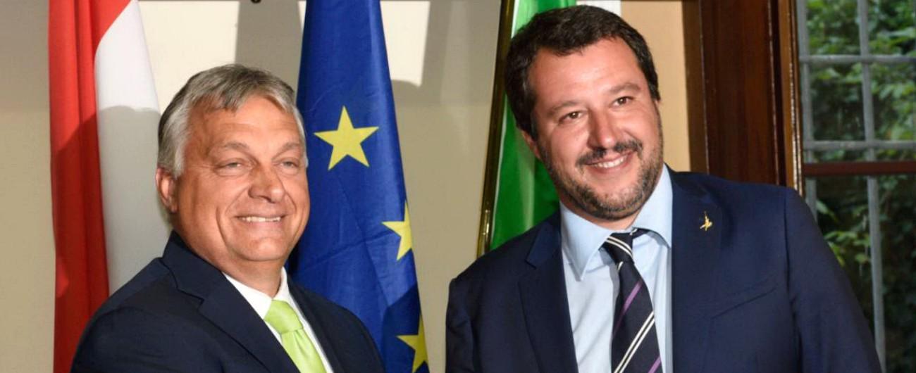 """Orbán, il """"Sì"""" alle sanzioni del Partito Popolare Europeo spinge il premier ungherese tra le braccia dei sovranisti"""