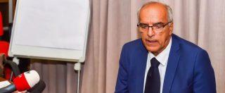 """Ponte Morandi, il procuratore di Genova Francesco Cozzi: """"Elementi di indagine fin da anni Ottanta. Attività è fervida"""""""