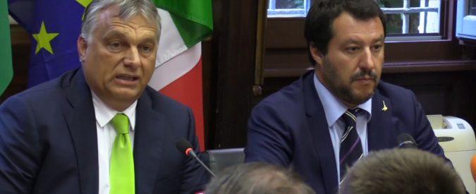 L'Europa di Salvini &C. è quella austroungarica, nulla di più lontano dagli interessi degli italiani