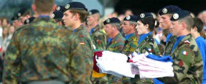 L'Italia ha detto no all'ennesimo 'esercito' europeo. E stavolta ha ragione