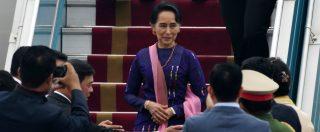 """Rohingya, Onu: la leader birmana """"Aung San Suu Kyi avrebbe dovuto dimettersi"""""""