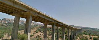 Ponte Morandi di Agrigento, l'assessore regionale ai Beni culturali propone l'abbattimento. È già chiuso per degrado