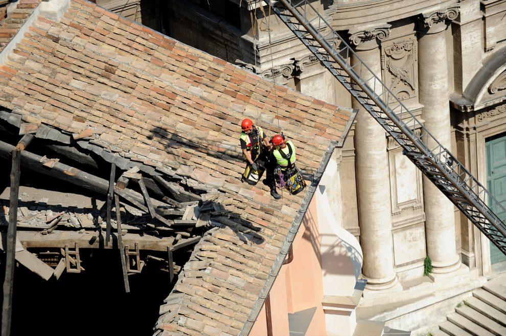 Risultati immagini per roma chiesa san giuseppe dei falegnami