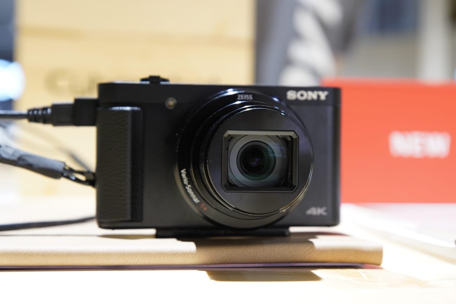 Sony HX95 e HX99: fotocamere compatte da 18,3 Megapixel con super zoom e video 4K