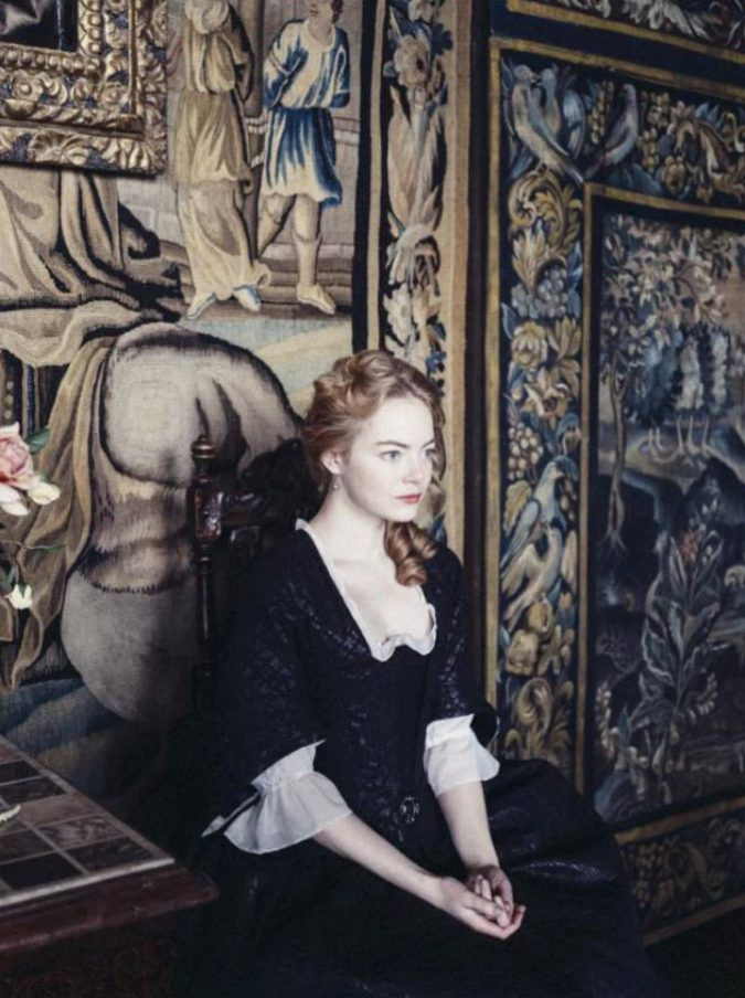 Venezia 75, The Favourite: commedia in costume dal mood umoristico erotico con una intensa Emma Stone