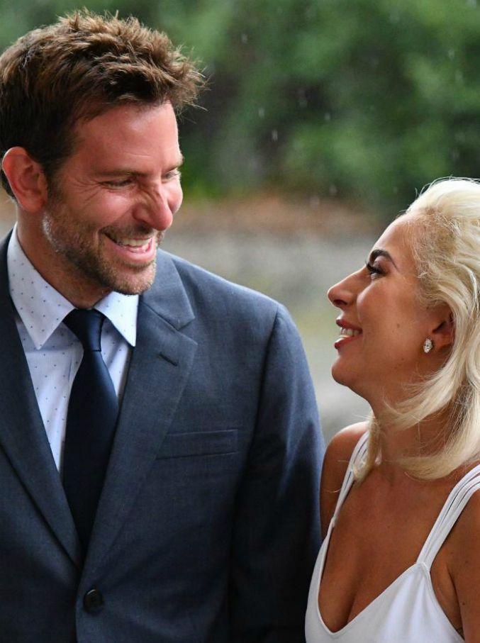 Bradley Cooper Lady Gaga 675×905