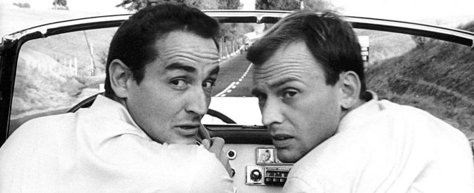 Il Sorpasso e I Mostri, la commedia indelebile di Dino Risi