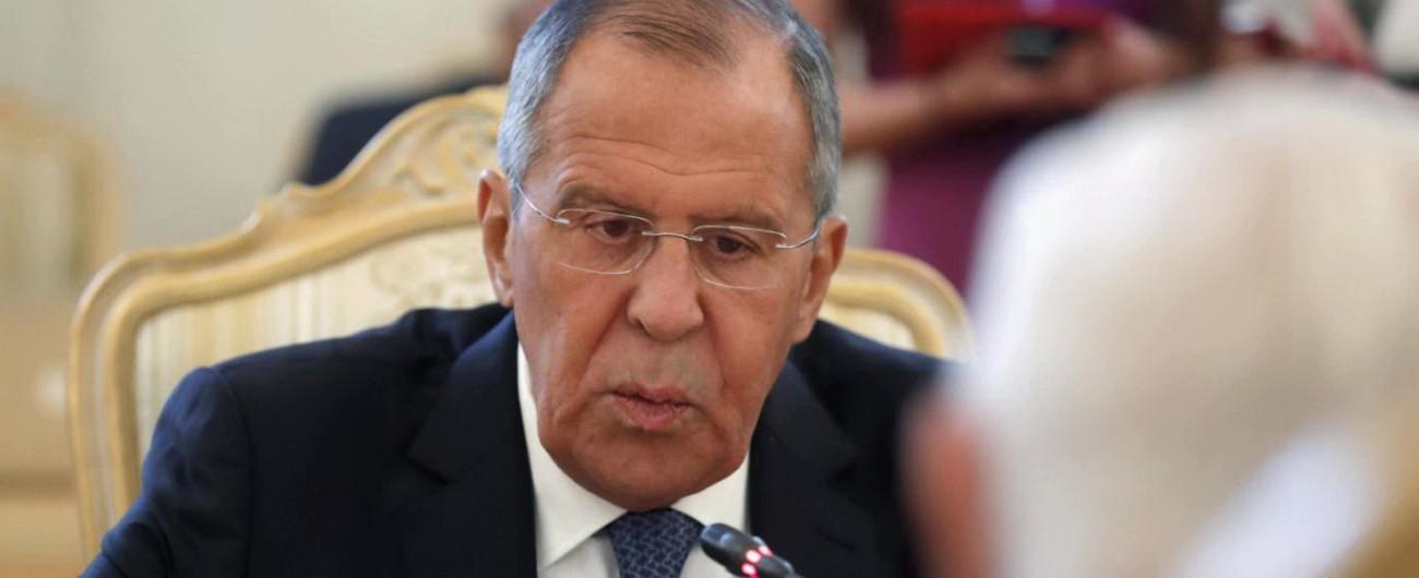 """Idlib, Mosca: """"Pronta provocazione con armi chimiche contro Assad, abbiamo le prove"""""""