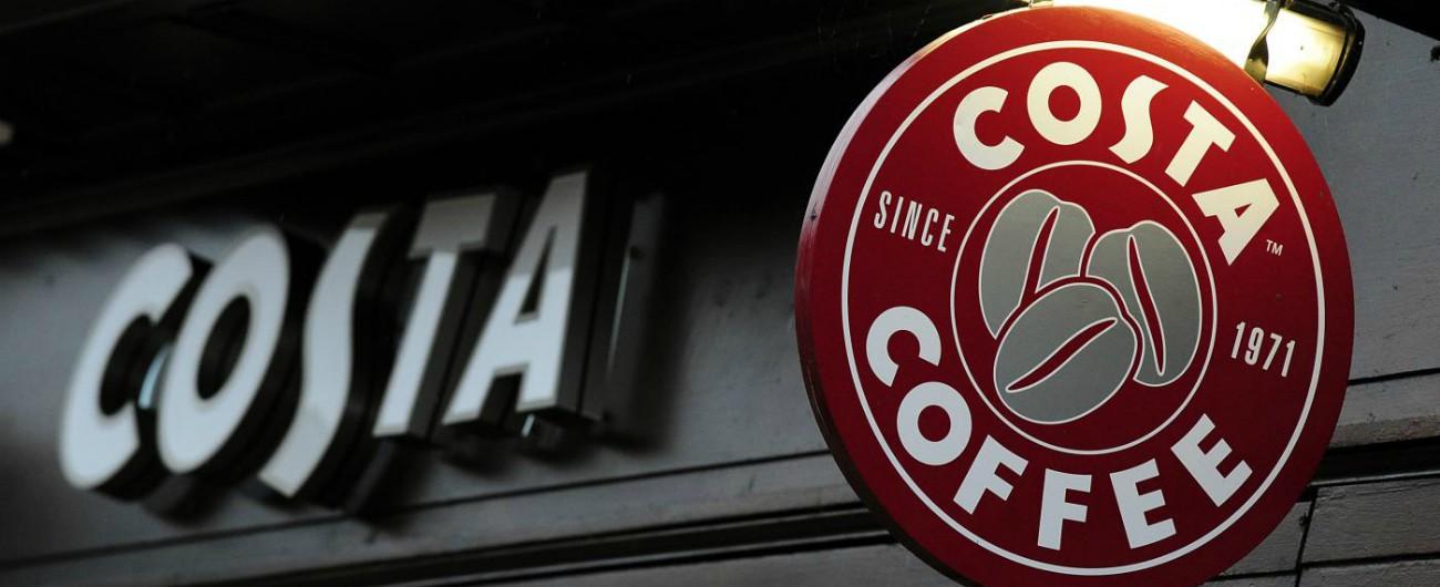 Coca Cola compra la catena di caffetterie Costa per oltre 5 miliardi di dollari