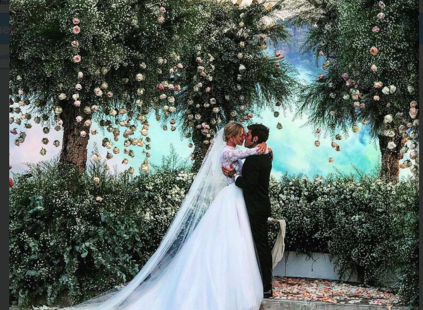 Auguri Matrimonio Non Presenti : Matrimonio chiara ferragni fedez: il rapper e linfluencer sono
