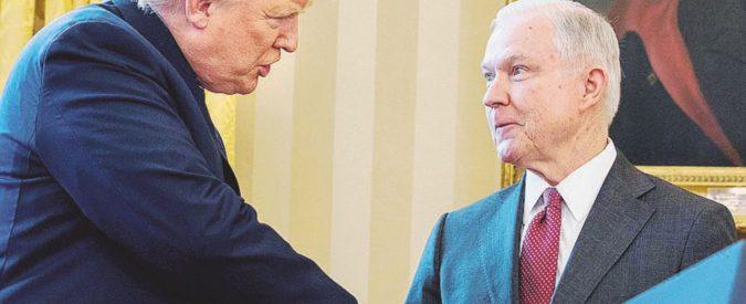 La Giustizia di Trump: un ministro a scadenza