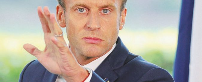 """Altro guaio per Macron: il """"big bang"""" fiscale"""