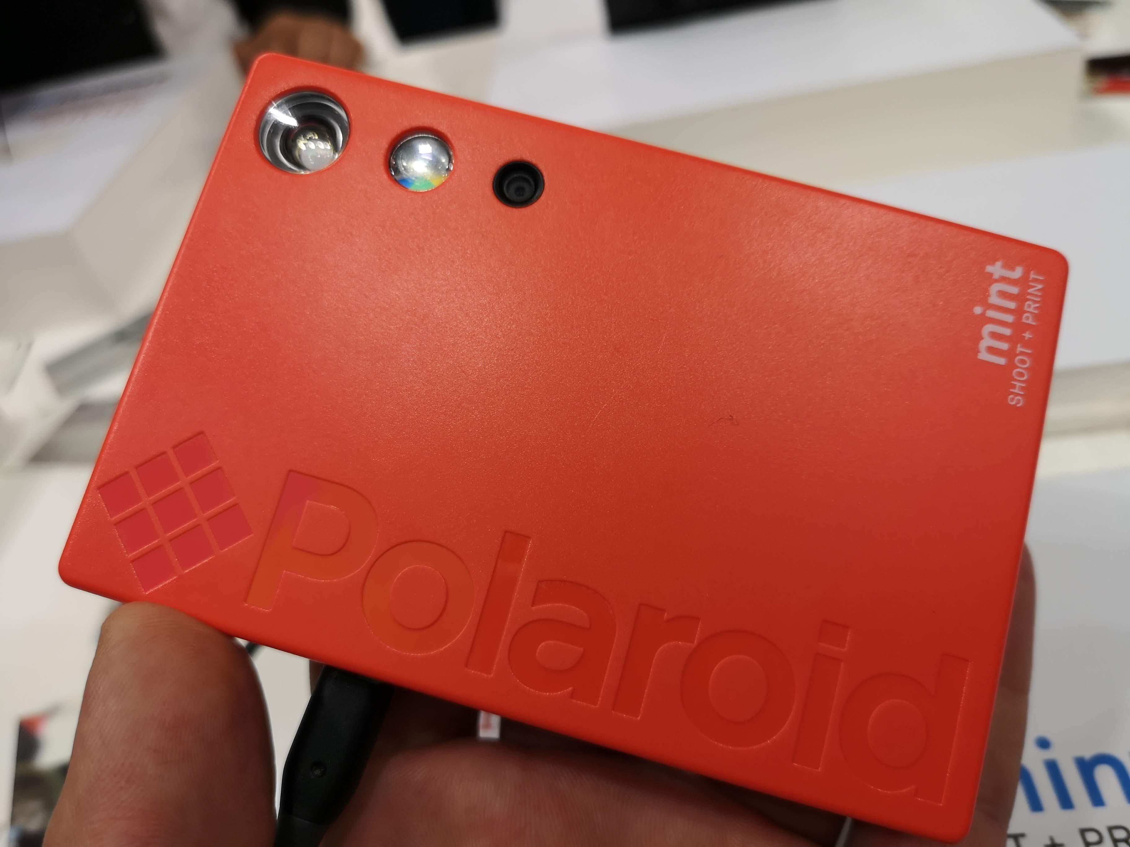 Polaroid Mint 2-in-1: non solo scatti fotografici ma anche stampa in Bianco e Nero, Seppia o Colore