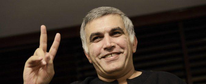 Bahrein, la detenzione di Nabeel Rajab è arbitraria e discriminatoria. Liberatelo