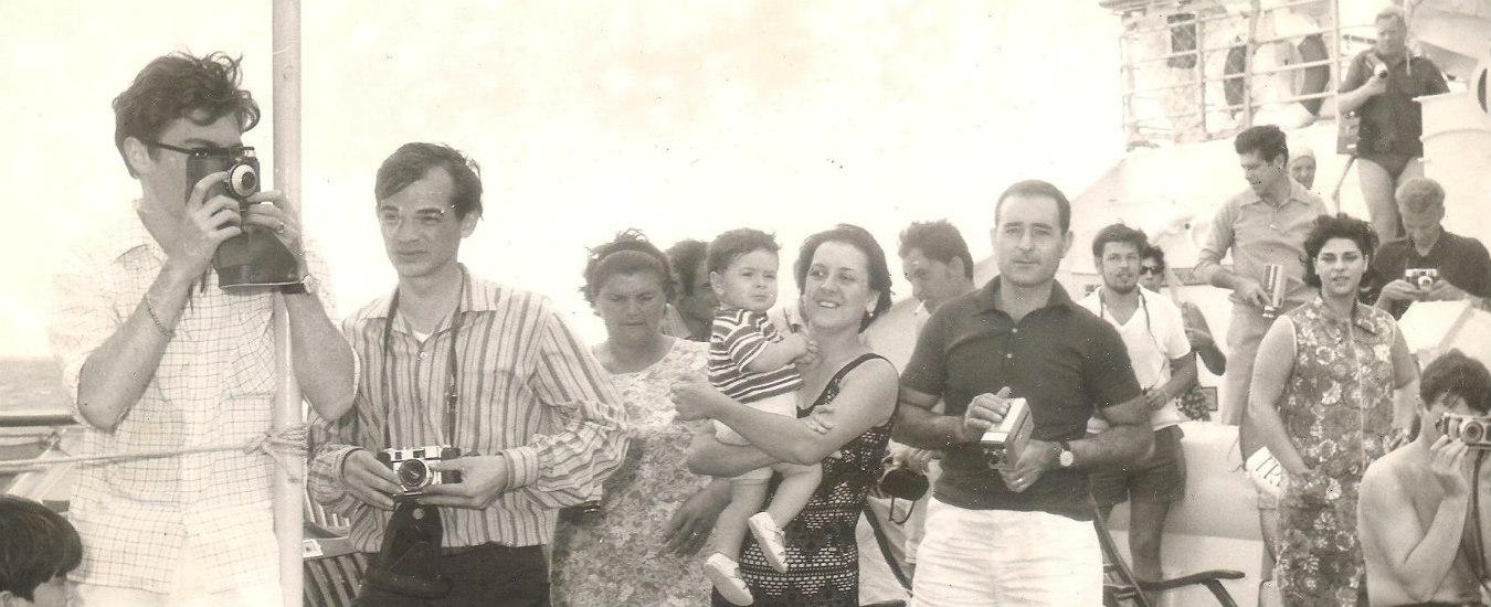 Giuseppe Piccione, la storia di un artista due volte migrante