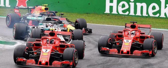 Formula 1, la doccia gelata del Gp Monza e gli interrogativi sulla Ferrari
