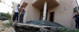 """Libia, ribelli all'assalto di Tripoli: 47 morti Salvini accusa la Francia: """"Porto sicuro per i migranti? Chiedetelo a Macron"""""""