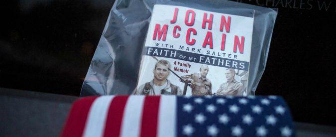 d55b52df12327 Quello che ho capito sulla sinistra che esalta il galantuomo McCain ...