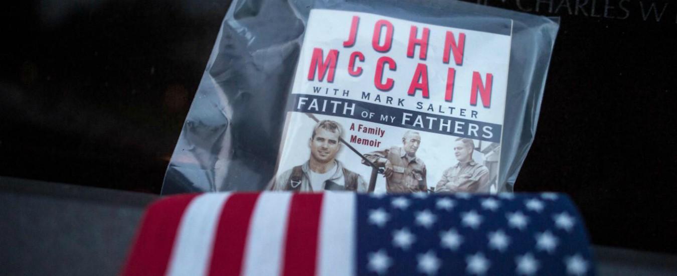 Quello che ho capito sulla sinistra che esalta il galantuomo McCain