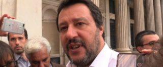"""Libia, Salvini: """"Sono convinto che dietro ci sia qualcuno"""". E attacca Macron"""