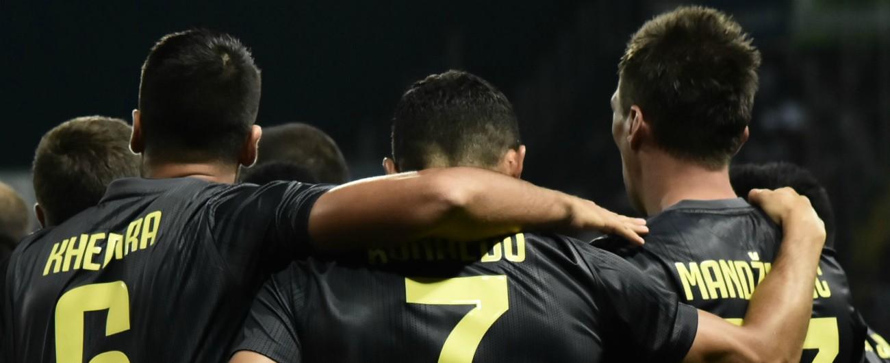 Serie A, il calcio d'agosto non conta nulla. Tranne che per la Juventus