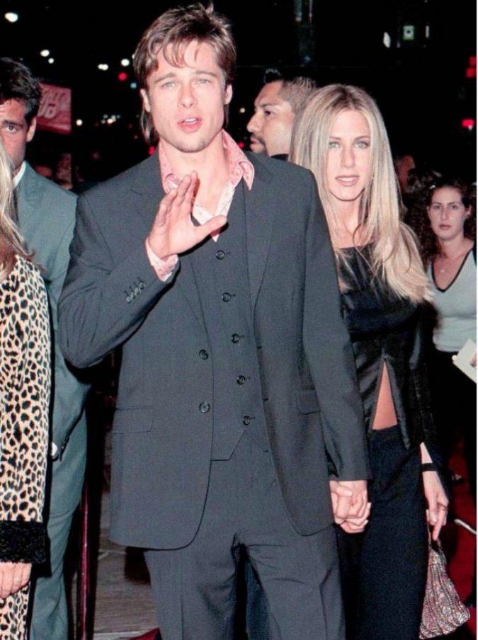 """Jennifer Aniston invita Brad Pitt al party dei suoi 50 anni. """"Ma niente ritorno di fiamma"""""""