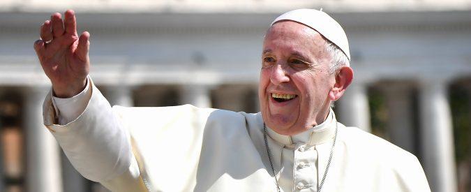 Ho sognato Papa Francesco. E mi sono svegliato piangendo