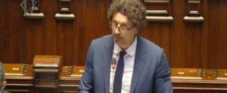 """Ponte Morandi, Toninelli alla Camera: """"Follia affidare ricostruzione ad Autostrade. Gronda? Sciacallaggio"""""""