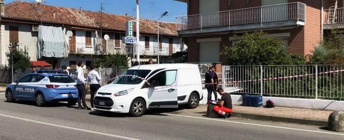 Vercelli, omicidio in una villa: accoltellato un uomo di 57 anni
