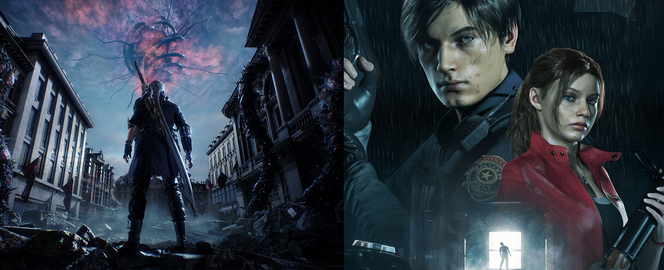 Capcom, al Gamescom abbiamo provato Devil May Cry 5 e Resident Evil 2