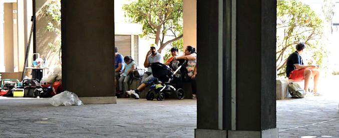 Trani, sgomberata una famiglia che aspetta il reddito di cittadinanza. Ecco la doppia faccia dello Stato