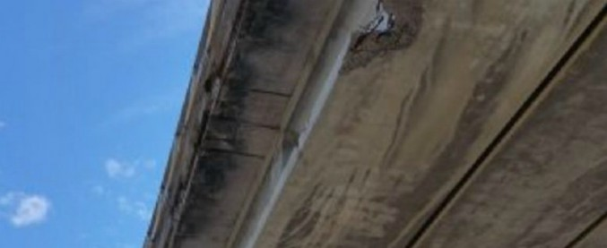 """Chieti, due ponti fatiscenti. Il sindaco: """"Non ci sono soldi per la manutenzione straordinaria, ci pensi il governo"""""""