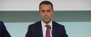 """Ddl anticorruzione, Di Maio: """"Norme sulla trasparenza si applicano sia a partiti sia a donazioni. Niente più privacy"""""""