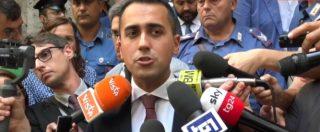 """Fondi Lega, Di Maio: """"Le sentenze si rispettano, ma i fatti risalgono alla gestione Bossi. Nessuna ricaduta su governo"""""""