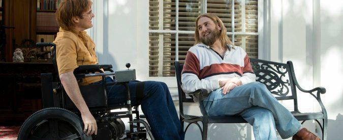 Don't worry, sono disabile e ho capito che al cinema l'handicap viene prima della persona