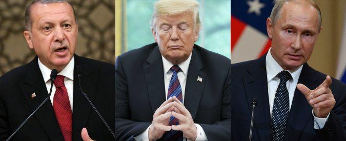 Siria: Putin vs Erdogan vs Trump. I rapporti di forza si decidono a Idlib