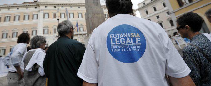 Fine vita, scendiamo in piazza. Non contro il governo, ma per l'eutanasia