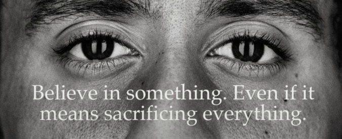 Nike e la nuova campagna Just do it. In America sanno ancora mettersi in gioco, in Italia no