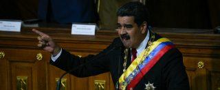 """Venezuela, Maduro: """"No a nuovo voto e non vogliamo aiuti"""". Mosca boccia bozza Onu: """"Usa punta a intervento militare"""""""