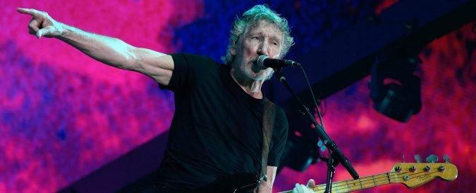 Roger Waters, 75 anni per il leader dei Pink Floyd. Ed è un po' come se fosse il compleanno di Batman