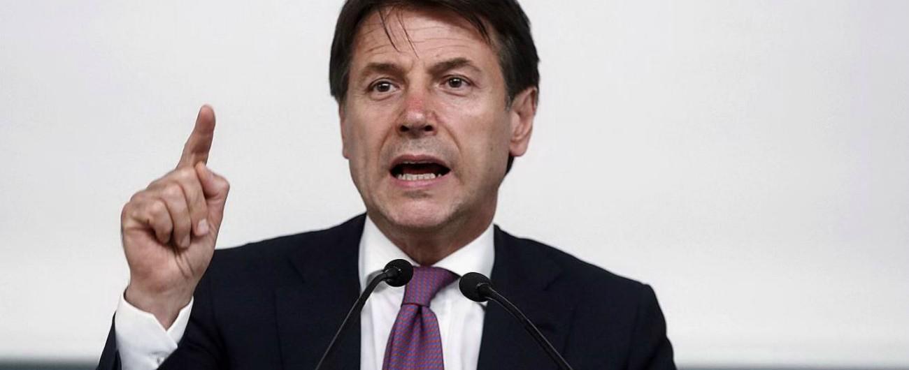 """Giuseppe Conte, Politico: """"Farà colloquio per la Sapienza"""". Lui: """"Feci domanda a inizio anno, ma ora devo riconsiderarla"""""""