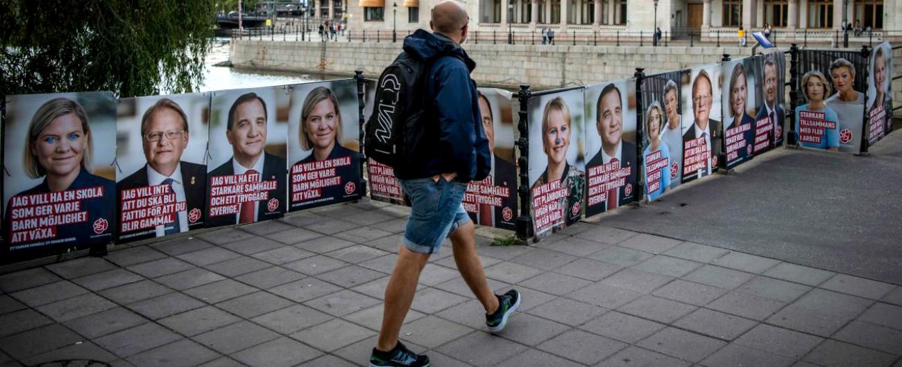 Elezioni in Svezia, l'ascesa dell'ex partito neonazi contro l'immigrazione. Per la sinistra consensi così bassi solo nel 1908