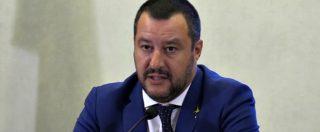 """Fondi Lega, Salvini: """"È una vicenda del passato, sono tranquillo. Gli italiani sono con noi"""""""