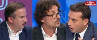 """Ponte Morandi, Toninelli: """"Pressioni? Furono di Aiscat. Diffidò a pubblicare concessioni"""". Battibecco con Parenzo"""