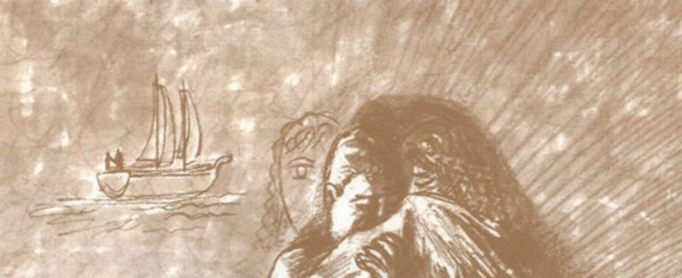 Pompei, soltanto il disegno può trascendere i limiti della vita