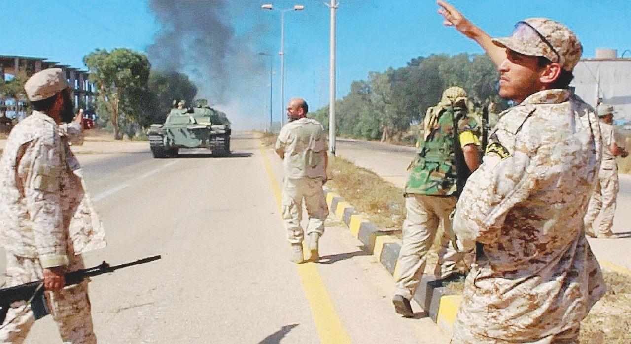 La favola occidentale che condanna Libia e Siria al caos
