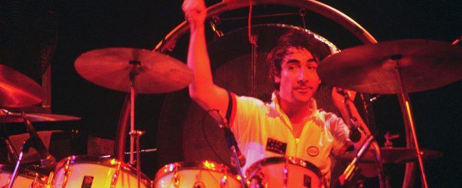 Keith Moon, 40 anni fa se ne andava l'anima folle degli Who
