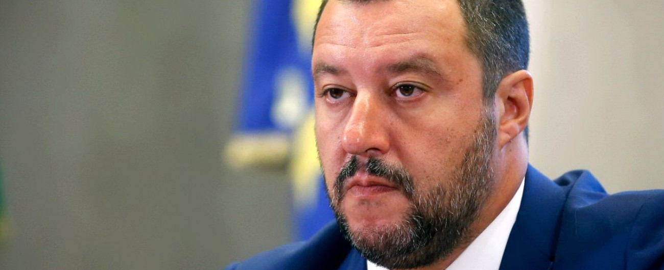 """Salvini: """"Ddl Anticorruzione? Giusto ma va cambiato. Non possiamo mettere italiani alla mercé del primo giudice che passa"""""""