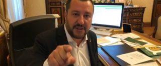 """Salvini come Berlusconi: """"Io ministro eletto dal popolo, i magistrati non lo sono"""""""