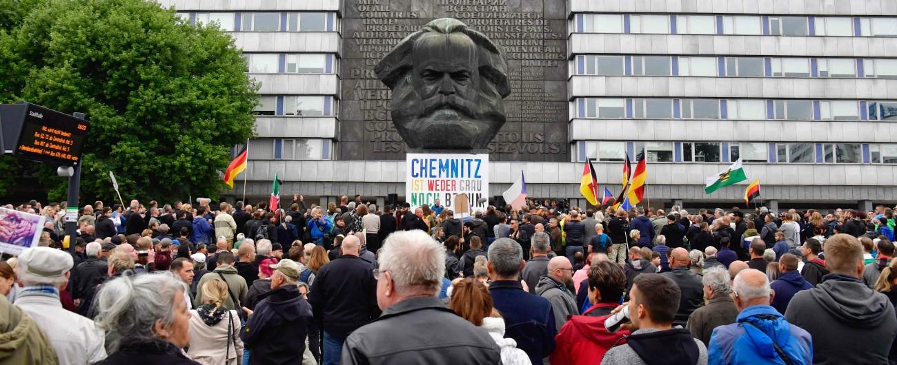 Germania, l'Afd e l'asse con gli xenofobi anti-Islam e neonazi. Da Chemnitz parte la corsa al voto dei sovranisti